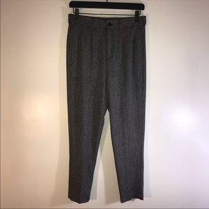 Zara Men's Pelted Trousers Size 29/26
